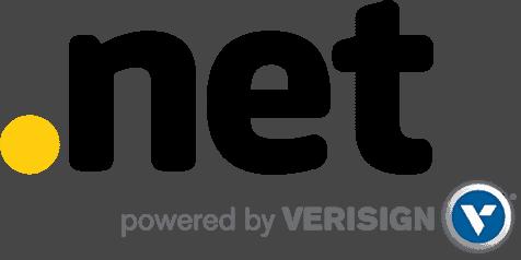 .net domain logo